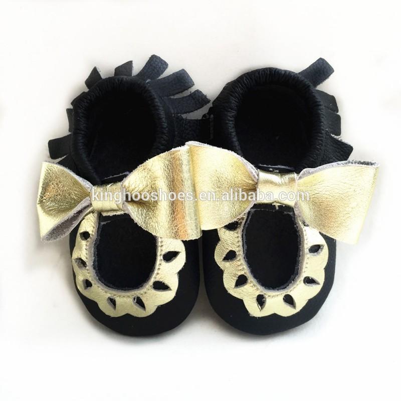 メアリージェーンベビーシューズ女の子モカシン靴、女の赤ちゃんレザーシューズ-ベビー靴問屋・仕入れ・卸・卸売り