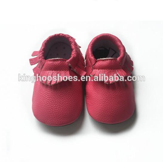 新しいの色ラバーソールベビーモカシン、 硬いソールmocasinシューズ-ベビー靴問屋・仕入れ・卸・卸売り