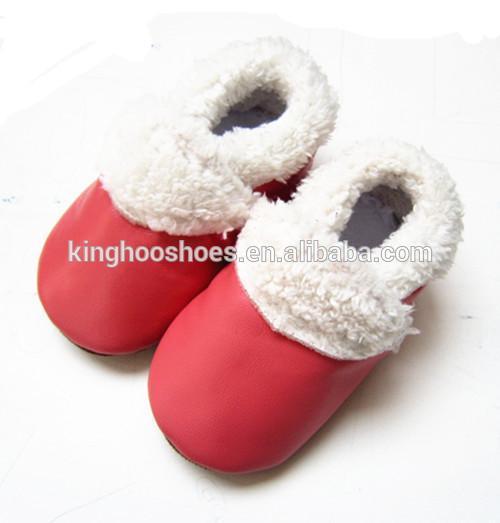 冬暖かいソフト唯一の室内ベビーブーツ、 赤ちゃんソフトブーツ-ベビー靴問屋・仕入れ・卸・卸売り