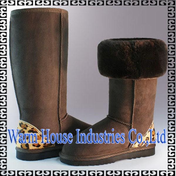 2016新しいファッションエレガントな雪のブーツ用女の子雪のブーツ-革靴問屋・仕入れ・卸・卸売り