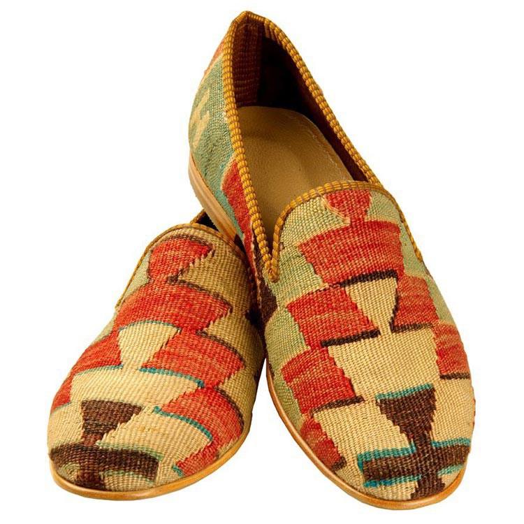 キリム靴男性トルコ製。-その他靴問屋・仕入れ・卸・卸売り