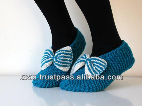 女性のニット靴-その他靴問屋・仕入れ・卸・卸売り