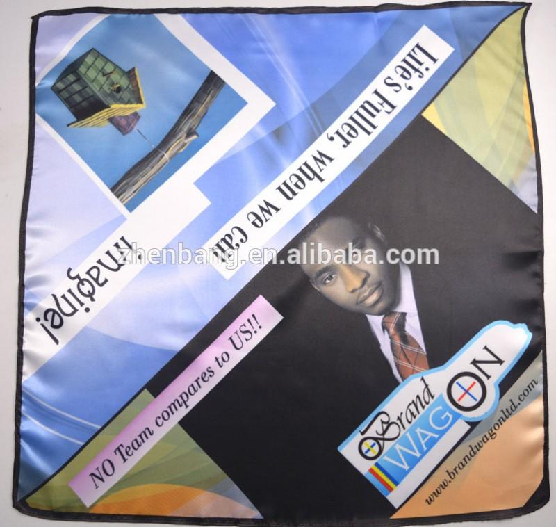 工場直接カスタムデジタルプリントデザイナーのラグジュアリーブランドのツイルシルクスカーフ-シルクスカーフ問屋・仕入れ・卸・卸売り