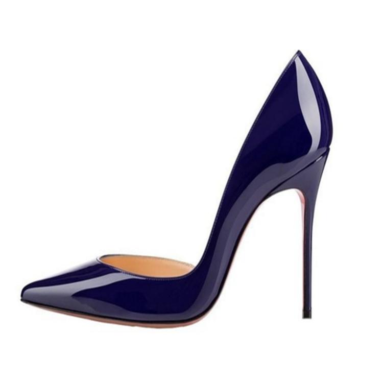 ブランドの新しいデザインレディースシンプルなオフィス美しいエレガントなハイヒールセクシーな女性の靴-フォーマルシューズ問屋・仕入れ・卸・卸売り