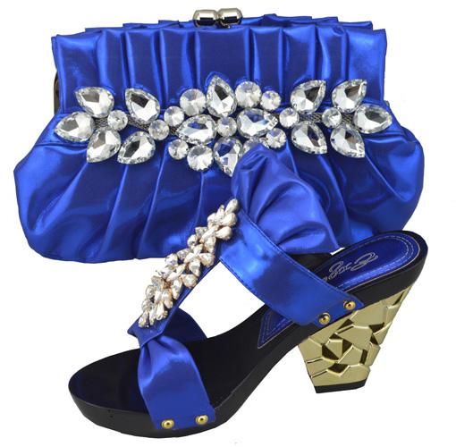 新しい到着ロー ヒール女性の靴と バッグ セット/イタリア靴や バッグ に一致女性-問屋・仕入れ・卸・卸売り
