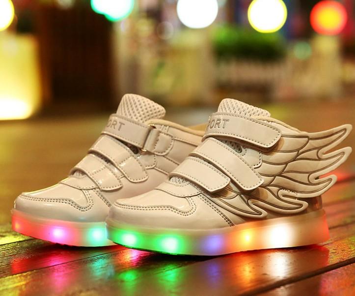 Ledシューズキッズ、靴でライト用キッズ-カジュアルシューズ問屋・仕入れ・卸・卸売り