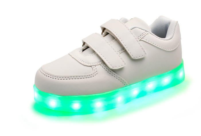 Ledライトアップ子供靴-カジュアルシューズ問屋・仕入れ・卸・卸売り