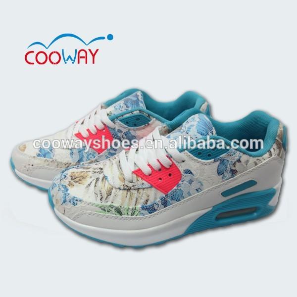 ファッションの女の子2015スポーツシューズの靴を実行している、 晋江-スポーツシューズ問屋・仕入れ・卸・卸売り