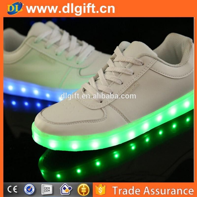 ホット販売カラフルな点滅子供led点滅usb充電式点滅靴-スポーツシューズ問屋・仕入れ・卸・卸売り