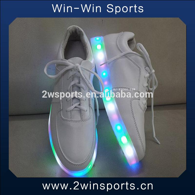 ユニセックス充電式ledスニーカー靴-スポーツシューズ問屋・仕入れ・卸・卸売り