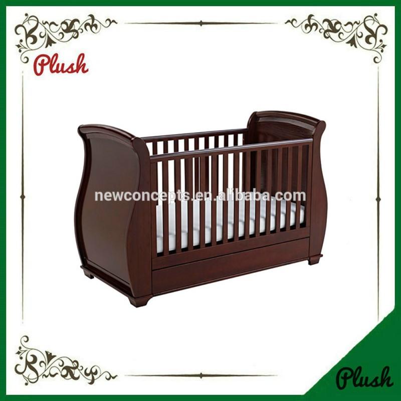 木ベビーベッド2015熱い販売のデザイン、 の赤ちゃん用ベッド、-ベビーベッド問屋・仕入れ・卸・卸売り