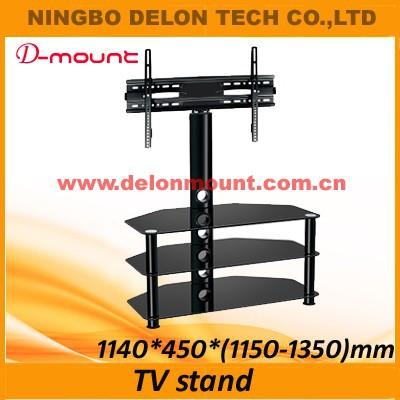 モダンなガラスのアルミ40kg65インチテレビプラズマ液晶ledテレビスタンドホルダー-テレビスタンド問屋・仕入れ・卸・卸売り