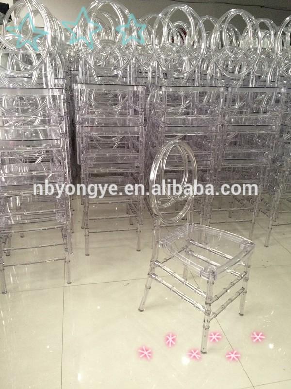 フェニックス透明樹脂キアヴァリ椅子の宴会-プラスチック製椅子問屋・仕入れ・卸・卸売り