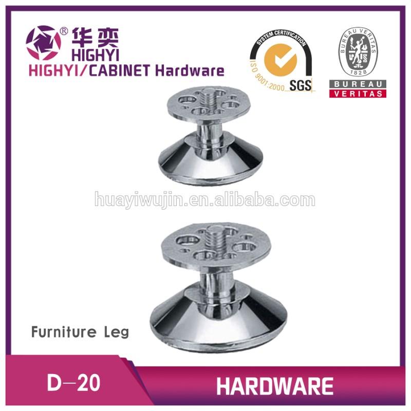 D-20熱い販売の家具のソファの脚、 安い金属製のソファの脚-その他家具用金具問屋・仕入れ・卸・卸売り