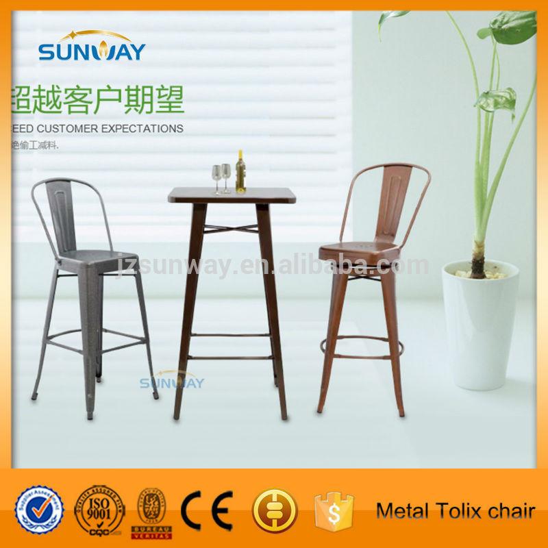 卸売alibabaの金属製の椅子、 ヴィンテージスタイル、 バーやクラブのために使用し-アンティーク椅子問屋・仕入れ・卸・卸売り