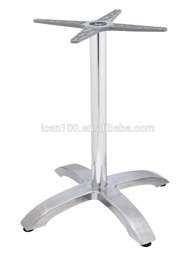 研磨家具アルミテーブル脚/取り外し可能なテーブル脚/調節可能なテーブル脚-家具用脚問屋・仕入れ・卸・卸売り