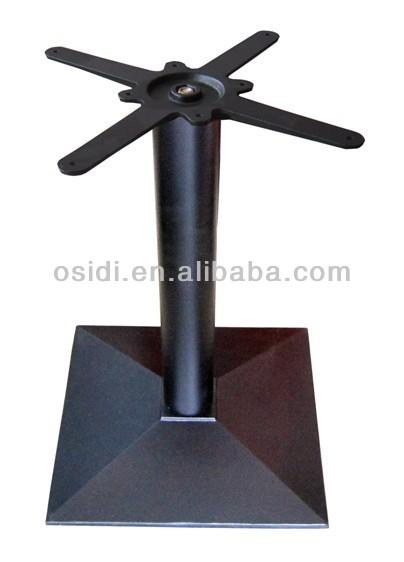現代的な鋳鉄の正方形のテーブルベースのデザイン-家具用脚問屋・仕入れ・卸・卸売り