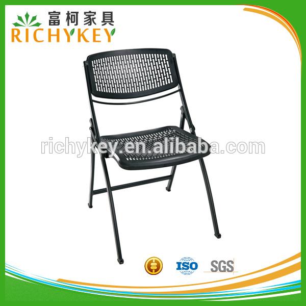スタイリッシュ・耐久性のある黒白屋外パーティ折りたたみ椅子-折り畳み椅子問屋・仕入れ・卸・卸売り