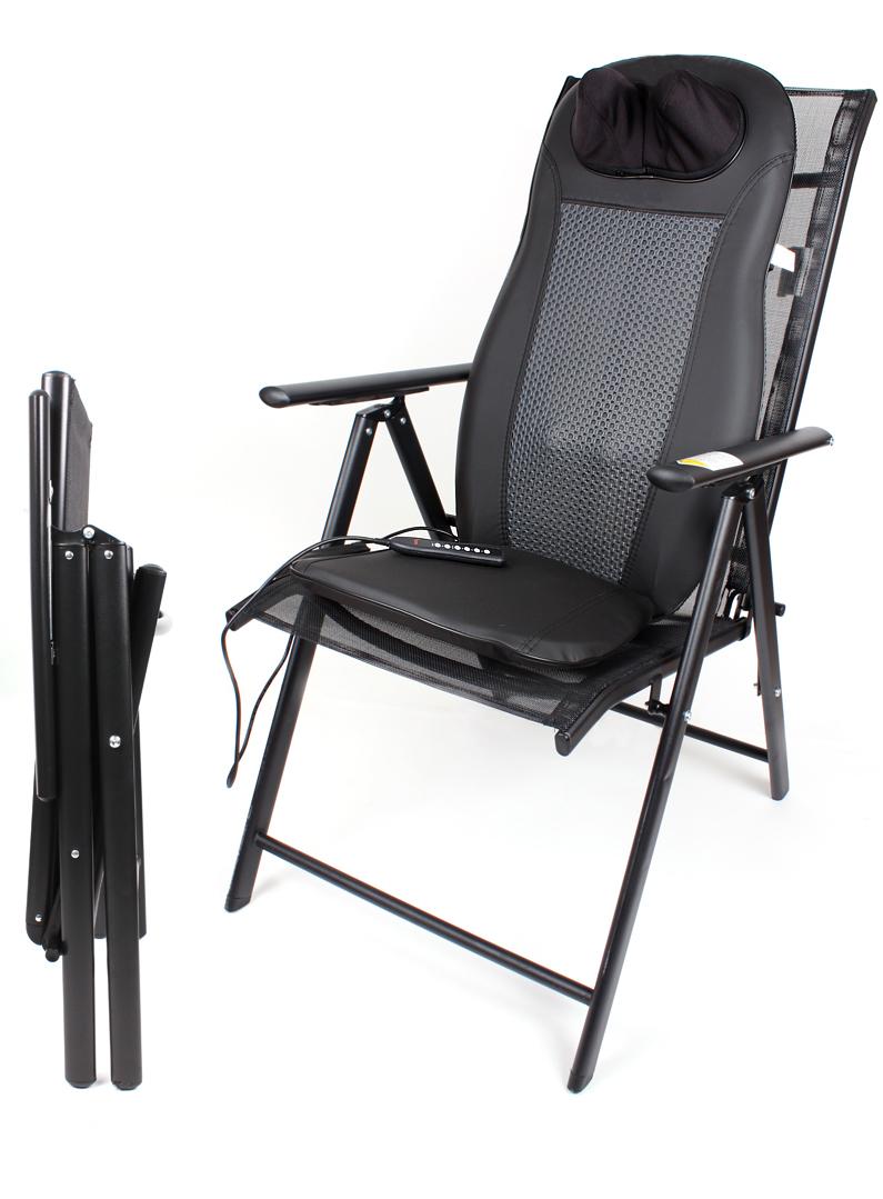 マッサージのクッションチェア折りたたみアルミ7位置調整可能なリクライニングビーチチェア-折り畳み椅子問屋・仕入れ・卸・卸売り