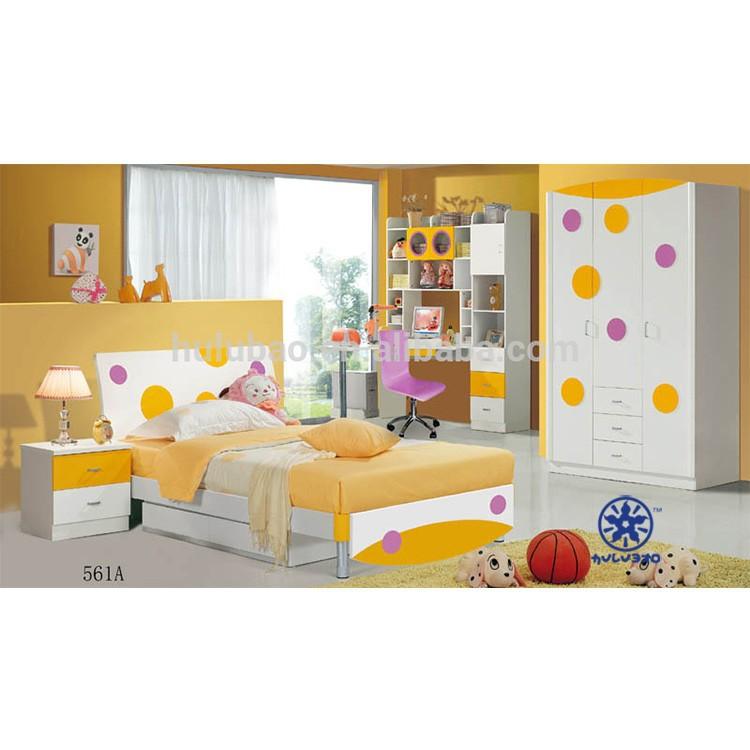 子供のための現代の最新の寝室のスーツ-子供用家具セット問屋・仕入れ・卸・卸売り