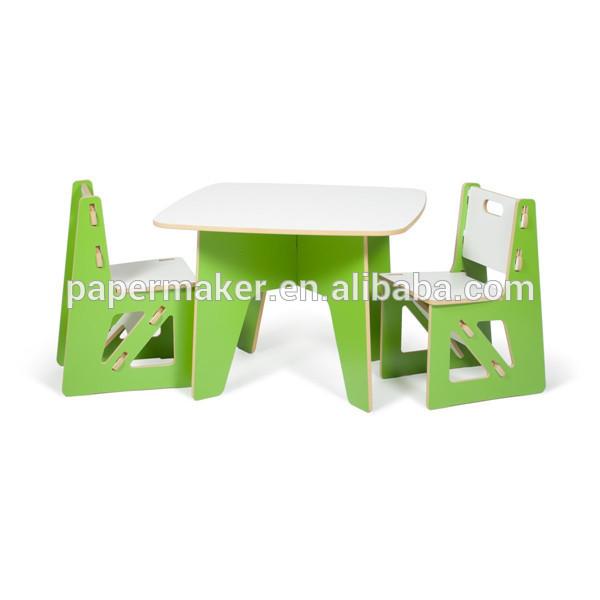 子クラフトテーブルと椅子害カラフルなデザインの家具-子供用家具セット問屋・仕入れ・卸・卸売り