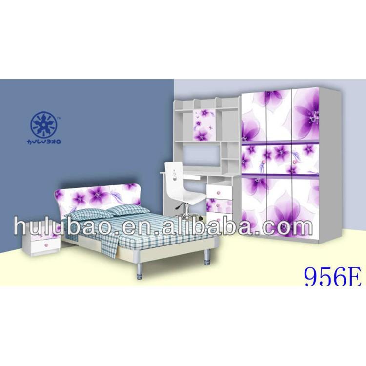 現代の子供の寝室ライフスタイルは中国製セット-子供用家具セット問屋・仕入れ・卸・卸売り