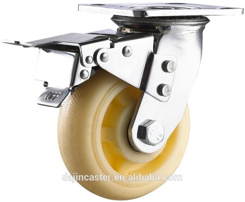 8インチ特別pp工業キャスター車輪付きロック-家具用キャスター問屋・仕入れ・卸・卸売り
