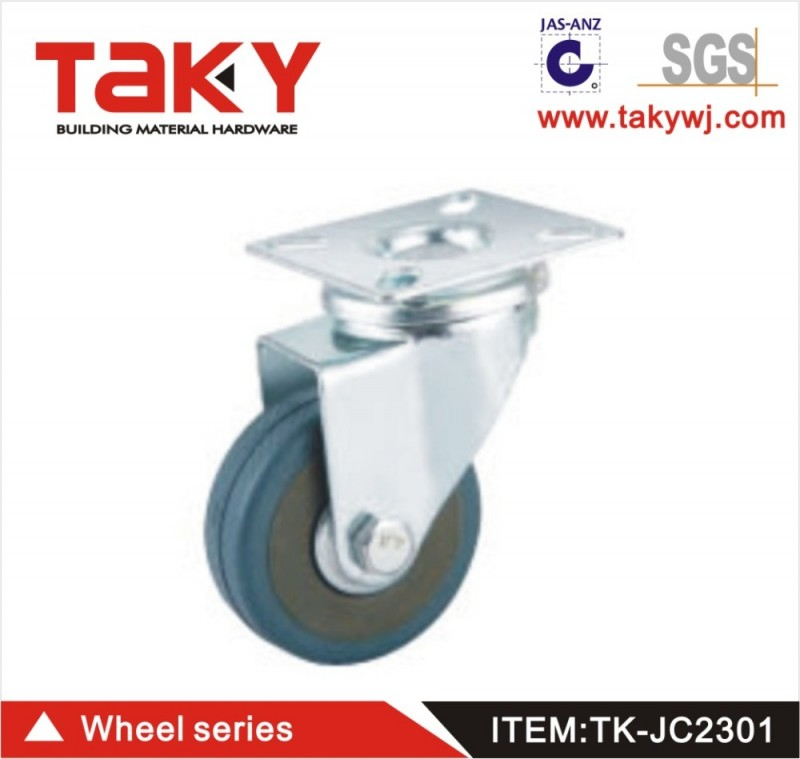 TK-JC2301ゴム椅子カーストrwheel-家具用キャスター問屋・仕入れ・卸・卸売り