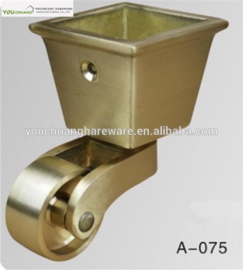 東莞の製造業者でアンティーク真鍮キャスター家具の車輪-家具用キャスター問屋・仕入れ・卸・卸売り