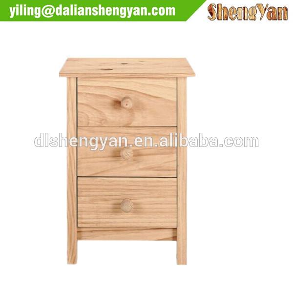 小さい高品質モダンな木製ベッドサイドチェスト卸売-ワードローブ問屋・仕入れ・卸・卸売り