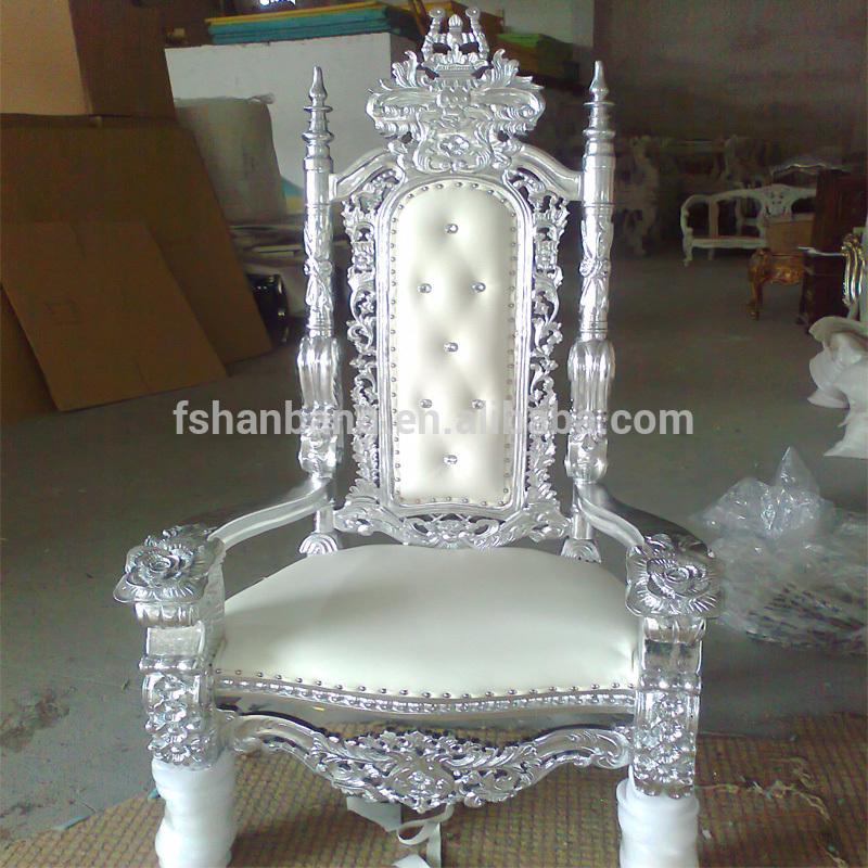 高級刻まれた木製王マルメロ王位椅子-ダイニングチェア問屋・仕入れ・卸・卸売り