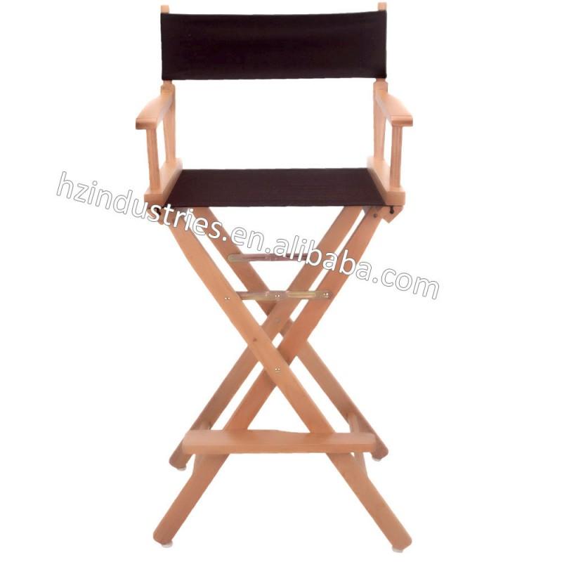 卸売高品質木製ディレクターチェア-折り畳み椅子問屋・仕入れ・卸・卸売り