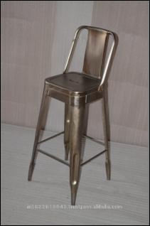 レプリカ安い現代の高い金属製の椅子、 工業用金属製の椅子のレプリカ、 ザビエルpauchardスタイル、-折り畳み椅子問屋・仕入れ・卸・卸売り