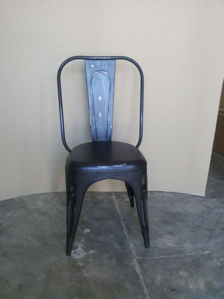 工業用金属の椅子、 ビストロチェア-アンティーク椅子問屋・仕入れ・卸・卸売り