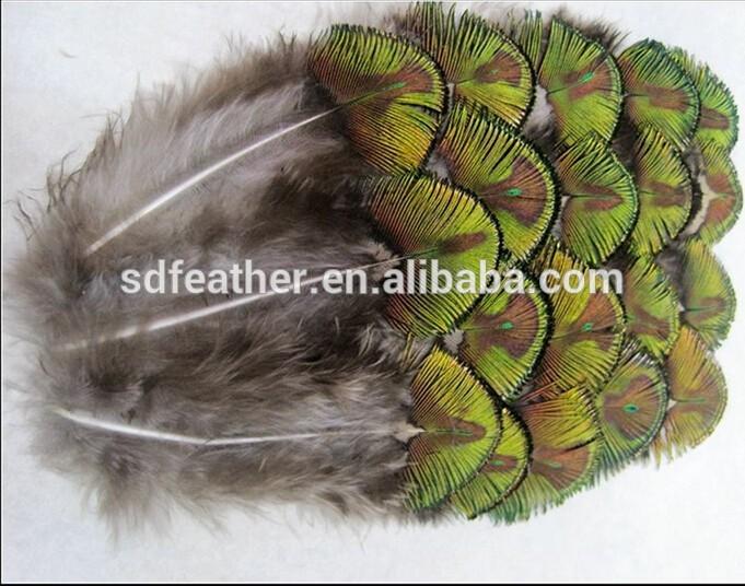 diy安い金色の孔雀の羽の孔雀の羽の送料無料-フェザー問屋・仕入れ・卸・卸売り