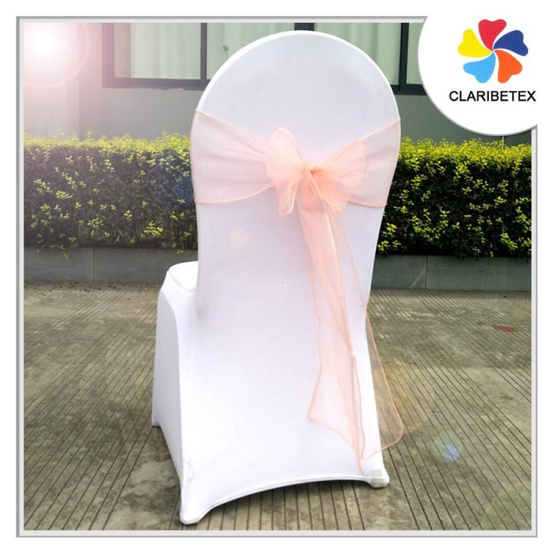 中国生地ピーチオーガンジーページェント椅子サッシ-サッシュ問屋・仕入れ・卸・卸売り