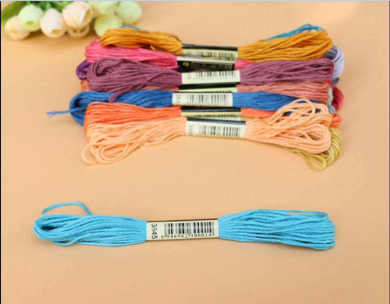 高品質と同じdmc色クロスステッチ糸-糸問屋・仕入れ・卸・卸売り