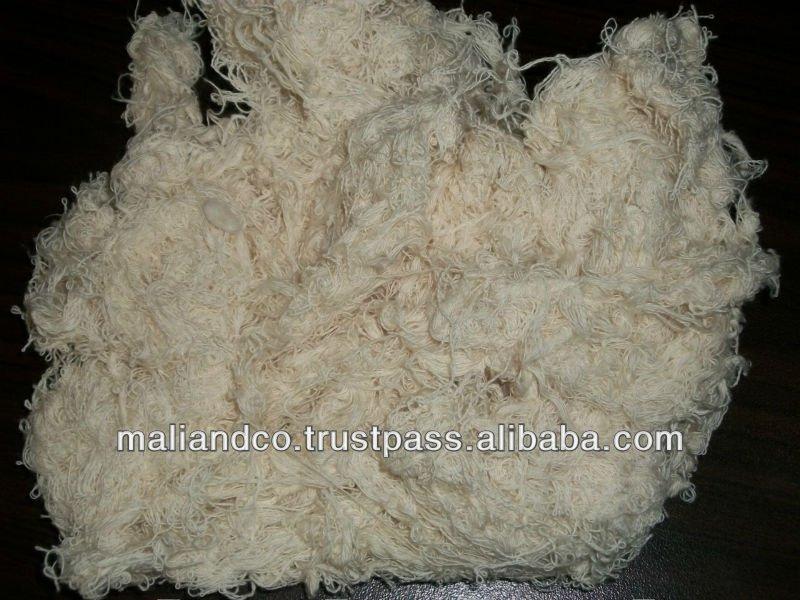 綿100%ハード廃棄物-コットン糸問屋・仕入れ・卸・卸売り