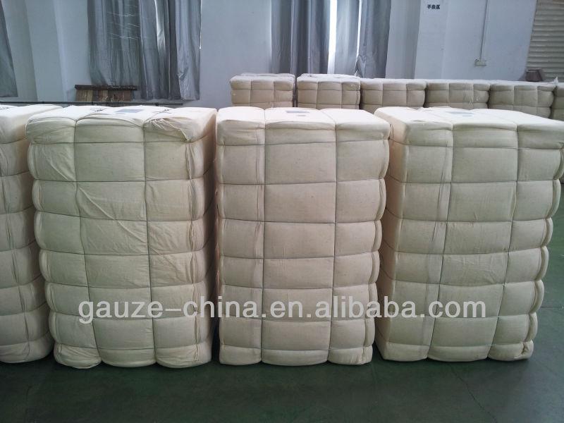 コーマー短毛脱脂綿漂白純粋な綿の廃棄物-紡織ウエイスト問屋・仕入れ・卸・卸売り