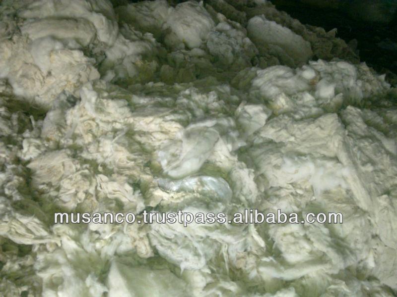 綿の廃棄物-紡織ウエイスト問屋・仕入れ・卸・卸売り