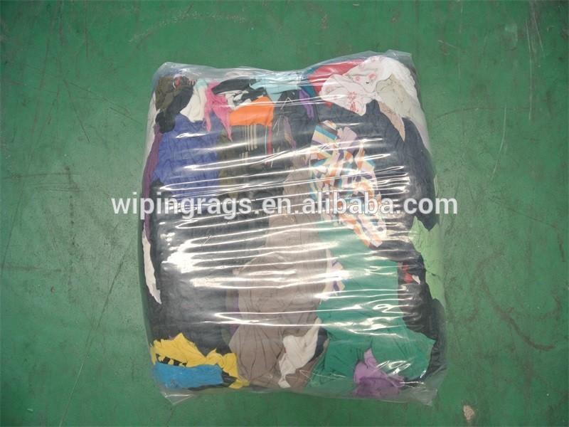 色が混在100バラバラぼろ綿-紡織ウエイスト問屋・仕入れ・卸・卸売り