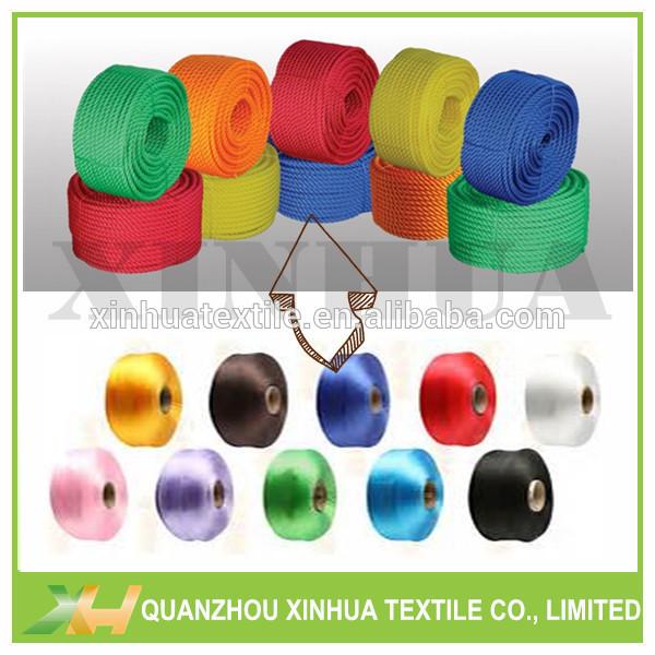 すべての種類のバージンポリプロピレンフラット糸-毛糸問屋・仕入れ・卸・卸売り