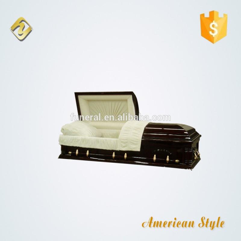 葬儀機器木材coffins付きポリエステルインテリア-問屋・仕入れ・卸・卸売り