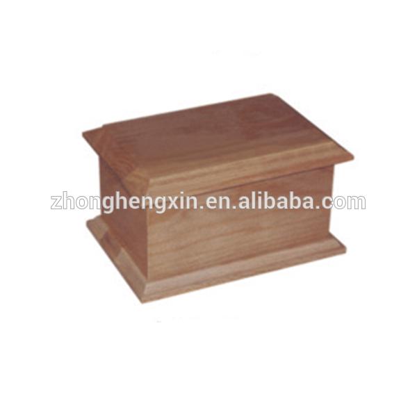 Natrual木製葬儀シンプルなスタイル火葬灰壷-葬祭用品問屋・仕入れ・卸・卸売り