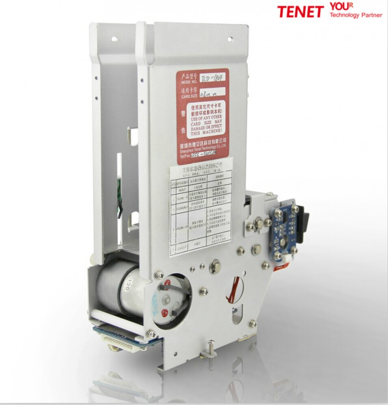 (TCD-180F)熱い販売券売機カードディスペンサー-自動販売機問屋・仕入れ・卸・卸売り