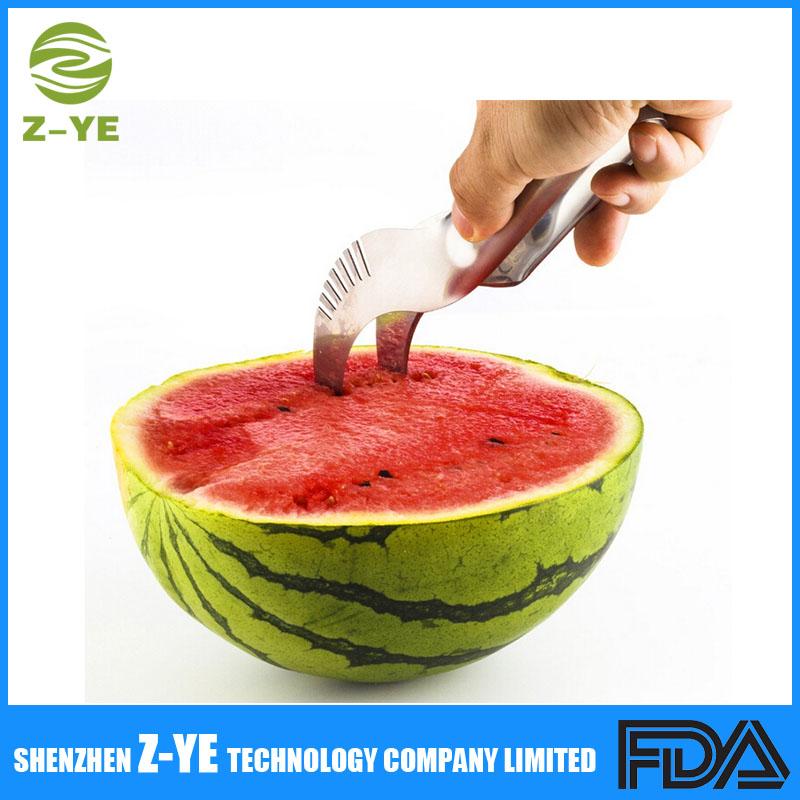 スイカスライステンレス鋼フルーツpeelermelonカッター-便利な-フルーツ、野菜関連道具問屋・仕入れ・卸・卸売り