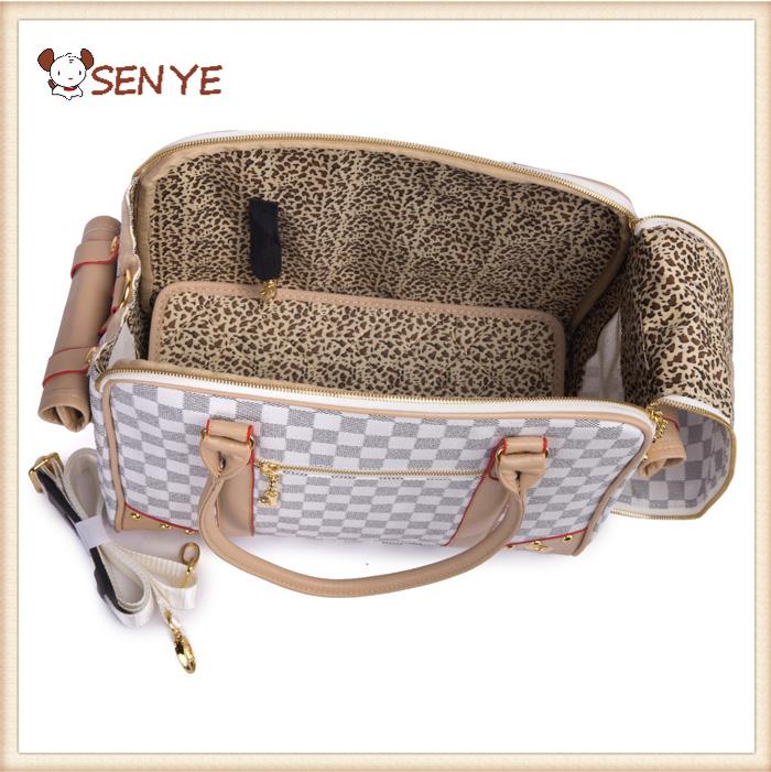 ペットキャリア猫バッグデザイナー用子犬犬輸送キャリアショッピングウォーキングペットバッグ-ペット檻、キャリヤー、および家問屋・仕入れ・卸・卸売り
