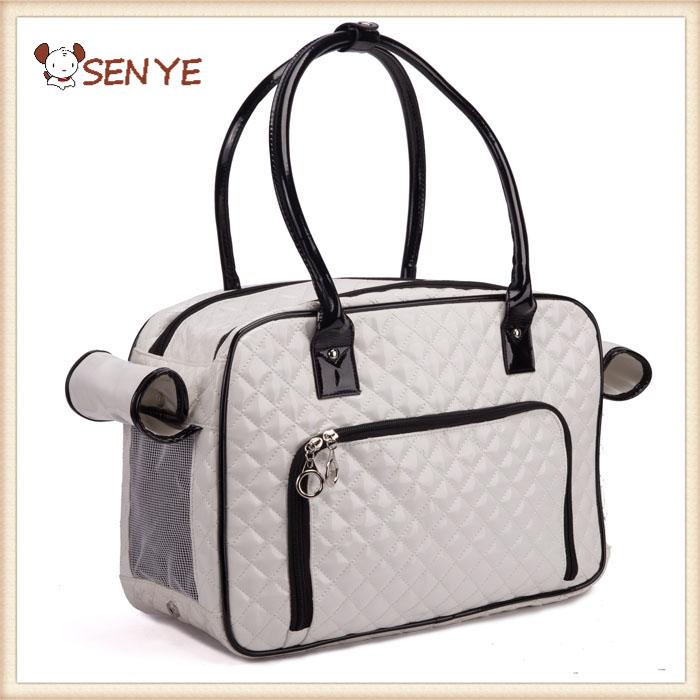 ファッションペットprotableのスリング猫puハンドバッグ外ウォーキング旅行犬バッグ-ペット檻、キャリヤー、および家問屋・仕入れ・卸・卸売り