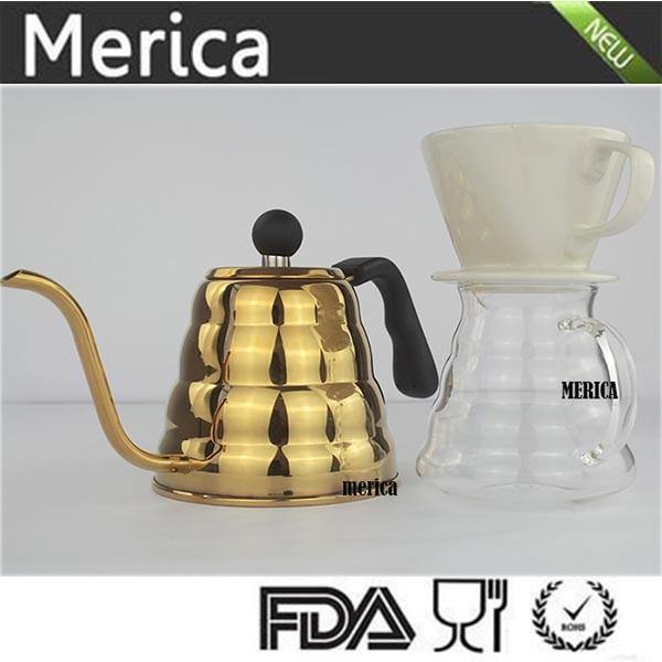 ステンレス鋼のエスプレッソコーヒーマシン/エスプレッソコーヒーメーカーでドリッパー-コーヒーセット、ティーセット問屋・仕入れ・卸・卸売り