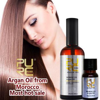 を与える髪奇跡モロッコ自然髪アルガンオイル修理自然な輝き長い髪問屋・仕入れ・卸・卸売り